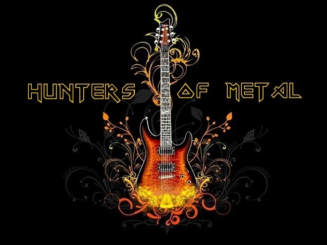 Hunters of metal