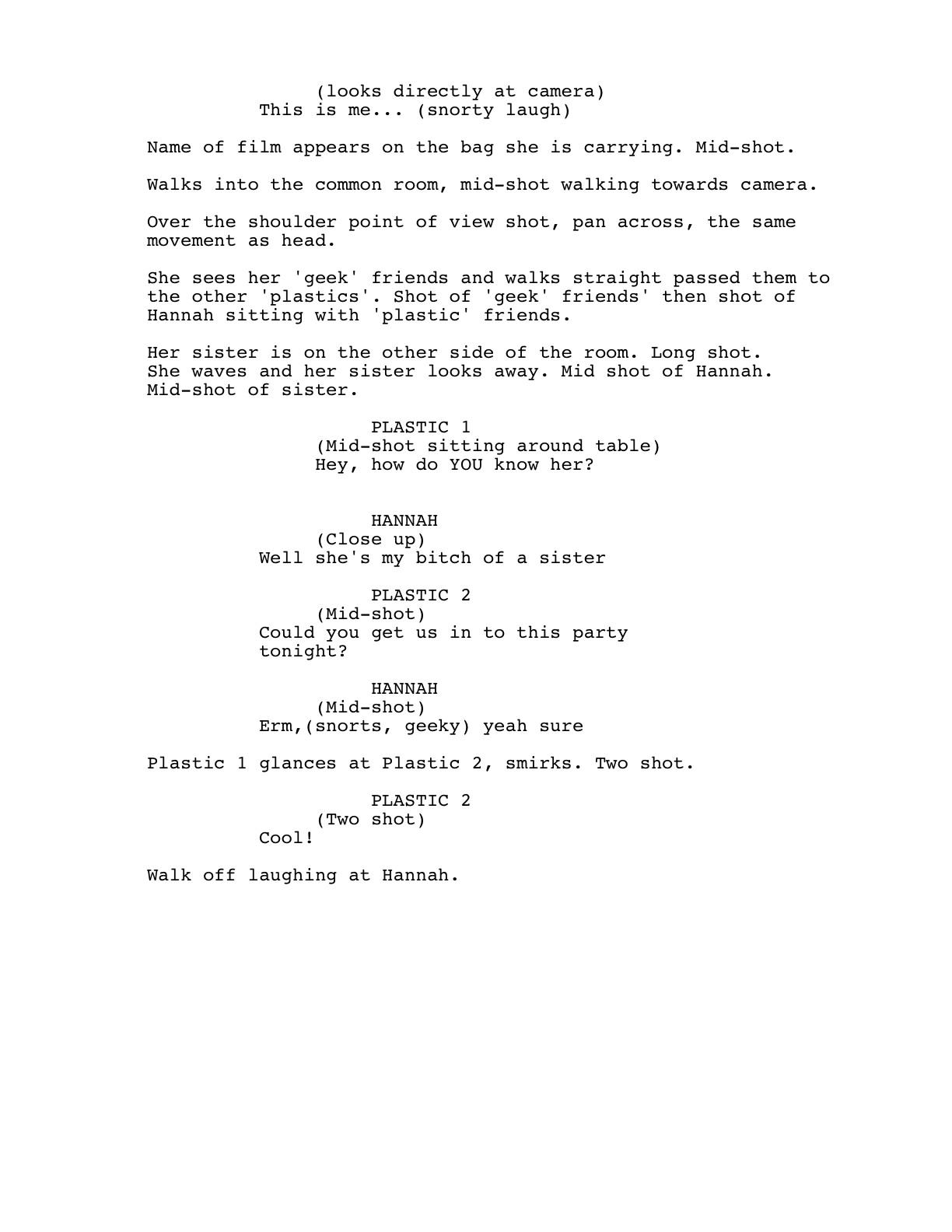 script storyboard radiogomezone tk