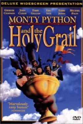 Baixar Monty Python em Busca do Calice Sagrado Dublado/Legendado