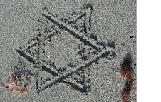 Star of David in Nature