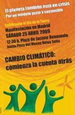2009:Cambio Climático: comienza la cuenta atrás