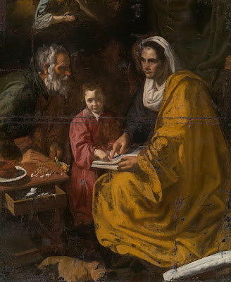  El lienzo perdido de Velazquez