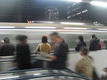 Tube Station, Tokyo