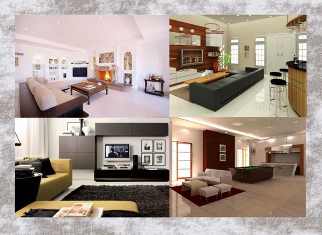 Comfortable home design a comfortable family room for Comfortable family room ideas