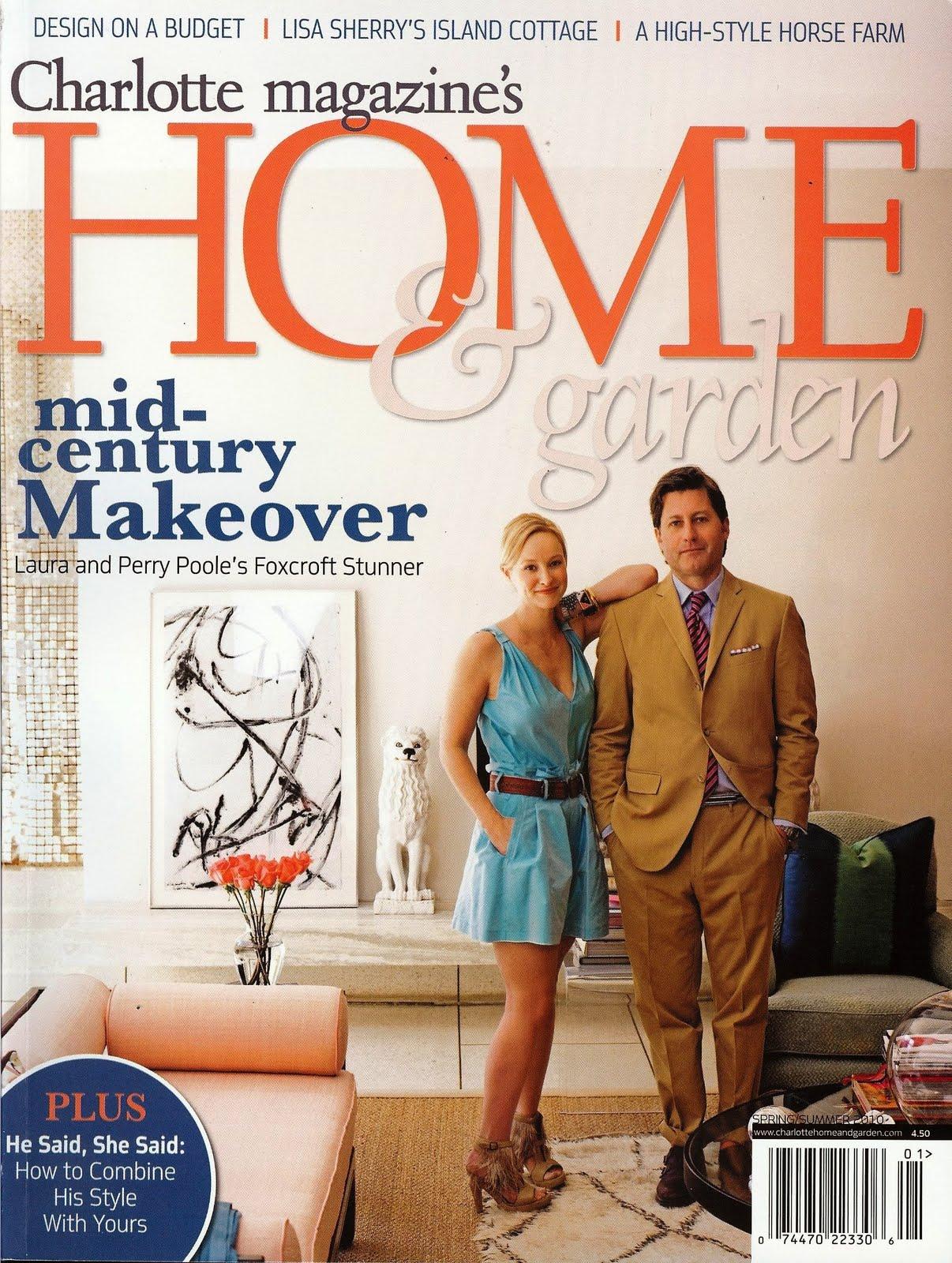 Elegant Circa: Charlotte Magazineu0027s Home U0026 Garden