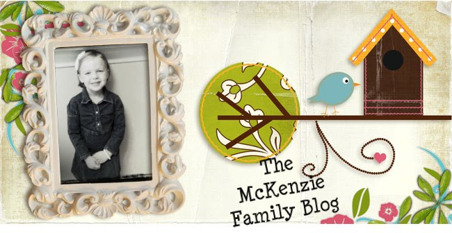 The McKenzie Family Blog