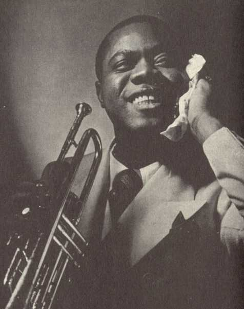Louis Armstrong Back in the Day