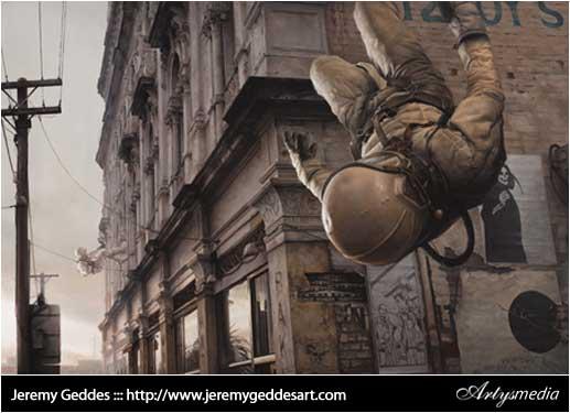 Jeremy Geddes