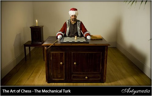 The Art of Chess - The Mechanical Turk