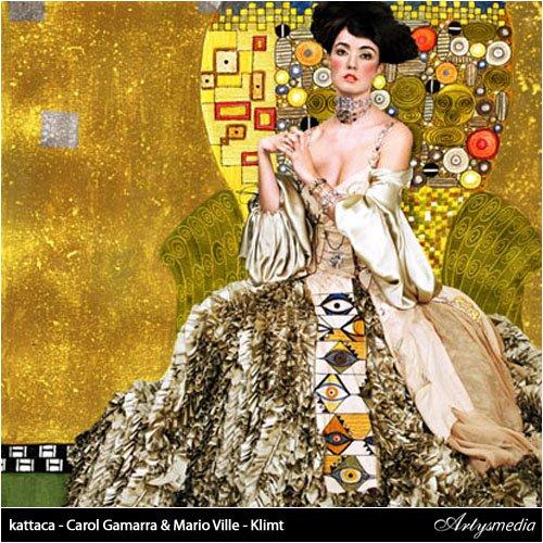 Klimt visto por kattaca