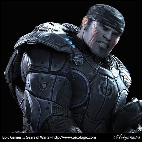 Epic Games ::: Gears of War 2