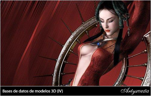 Bases de datos de modelos 3D (IV)