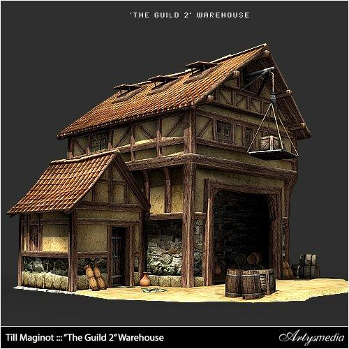 "Till Maginot ::: ""The Guild 2"" Warehouse"