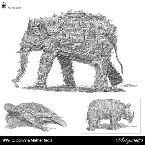 WWF ::: Ogilvy & Mather India