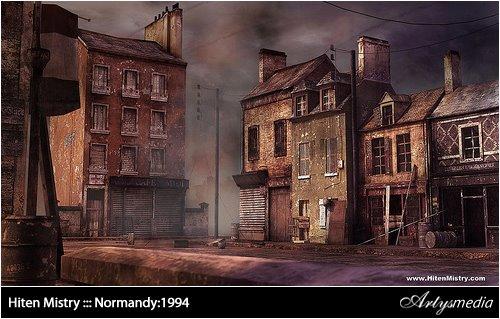 Hiten Mistry ::: Normandy:1994