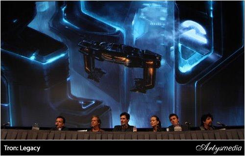 Tron: Legacy - Concept Art