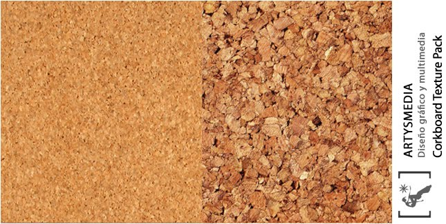 Corkboard Texture Pack