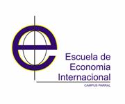Logo escuela de economia internacional