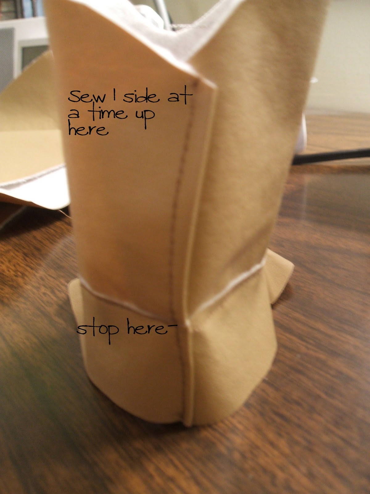 Baby Cowboy Boots Pattern Amp Tutorial Peek A Boo Pages