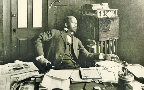 a biography of william edward burghardt du bois the sociologist Web du bois, or william edward burghardt du bois, was an african-american writer, teacher, sociologist and activist whose work transformed the way that the lives of black citizens were seen in.