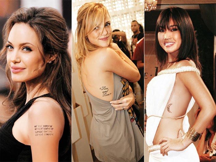 Modelos de Tatuagens Femininas Mais Feitas - GuiaDicas.net
