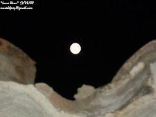Luna llena desde la Calle Torre