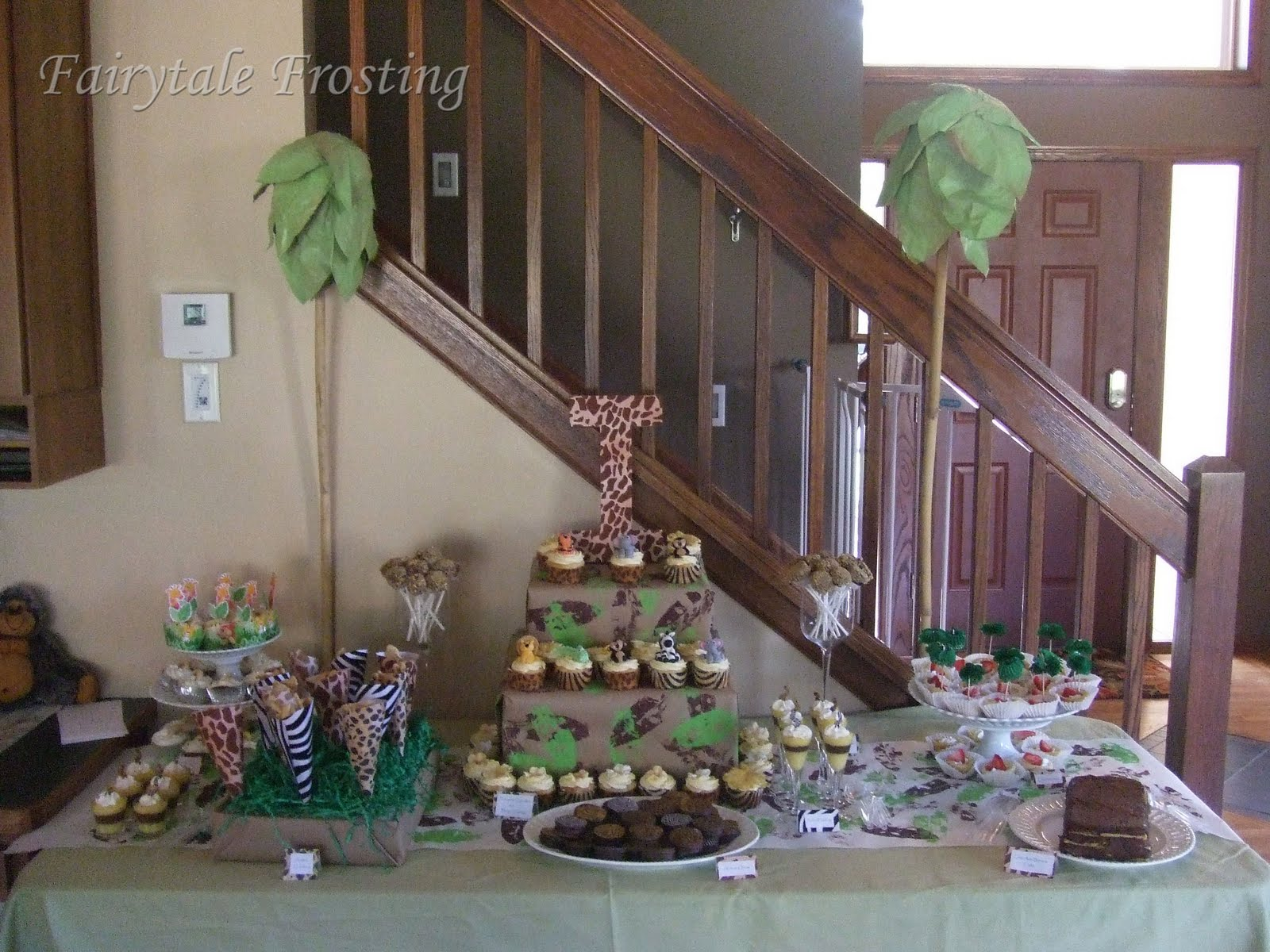 baby shower desserts jungles baby shower ideas jungle safari theme