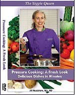 Pressure Cooking DVD Available Now
