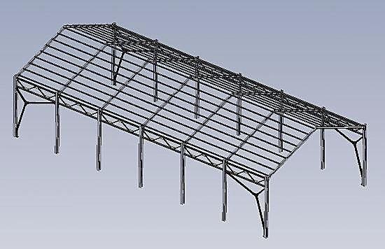 Jl metas estructuras metalicas - Tipos de estructura metalica ...