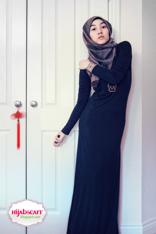 Jilbab fashion shop style spotted mrs hana tajima Hijab fashion style hana tajima