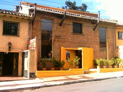 Icaro Cafe Usaquen Remodelación General 2004