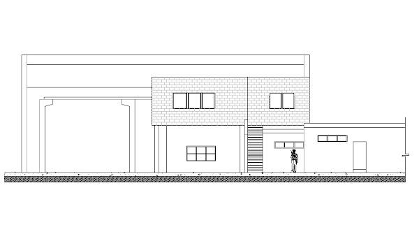 Diseño y Construccion Oficinas Bodega Gecolsa 2005
