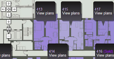 Fitzrovia Apartments Map