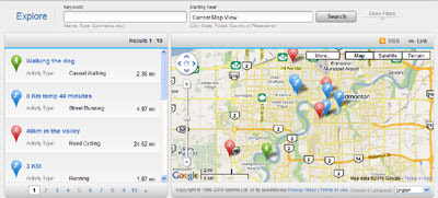 Maps Mania: Connecting Garmin Connect to Google Maps