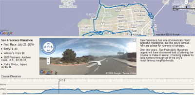The Best Google Maps of 2010
