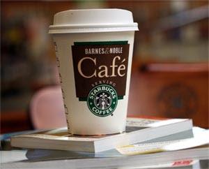 Böcker och kaffe