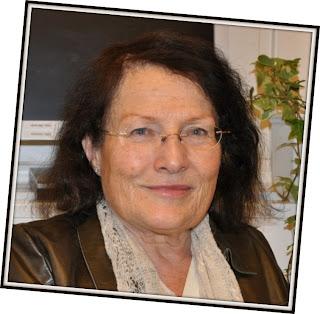 Sigrid Combüchen på Lidingö stadsbibliotek