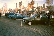 El Opel de la plata inspiro viajes...