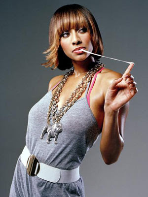 Fly Music: Keri Hilson's 'heart Attack'