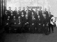סגל מורי הגימנסיה בשנת 1929