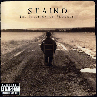 The Illusion Of Progress caratulas staind frontal ipod