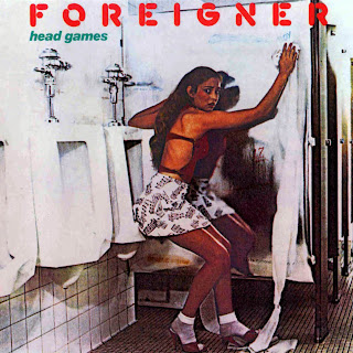 portada disco Head Games de Foreigner