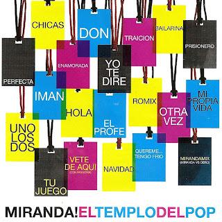 El Templo Del Pop caratulas Miranda portada ipod
