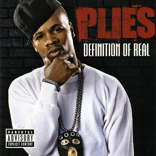 Plies - Definition Of Real caratulas del nuevo disco, portada, arte de tapa, cd covers