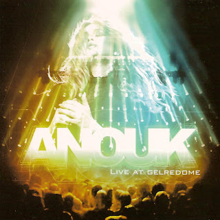 Anouk Live At Gelredome caratulas cd cover ipod album