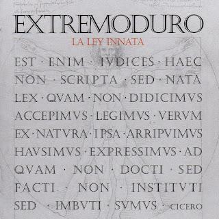 Extremoduro La Ley Innata caratulas del nuevo disco, portada, arte de tapa, cd covers