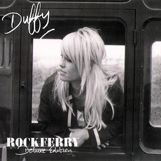 Duffy Rockferry Deluxe Edition caratulas del nuevo disco, portada, arte de tapa, cd covers, videoclips, letras de canciones, fotos, biografia, discografia, comentarios, enlaces, melodías para movil