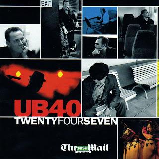 UB40 Twentyfourseven caratulas nuevo disco, portada, arte de tapa, cd covers, videoclips, letras de canciones, fotos, biografia, discografia, comentarios, enlaces, melodías para movil