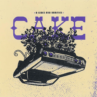 Cake B-Sides And Rarities caratulas covers