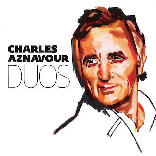Charles Aznavour Duos caratulas del nuevo disco, portada, arte de tapa, cd covers, duetos, videoclips, letras de canciones, fotos, biografia, discografia, comentarios, enlaces, melodías para movil